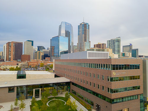 UC Denver campus